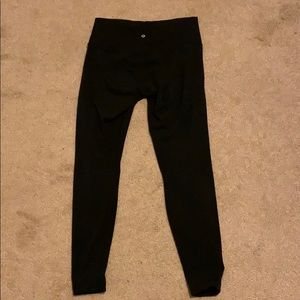lululemon athletica Pants - black lululemon align pants